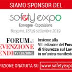 SAFETY EXPO BERGAMO – 18/19 Settembre 2019