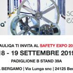 AERAULIQA TI INVITA AL SAFETY EXPO 2019